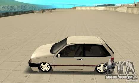 Fiat Tipo 2.0 16V 1995 para GTA San Andreas esquerda vista