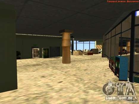 20th floor Mod V2 (Real Office) para GTA San Andreas quinto tela