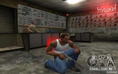 Barreta M9 and Barreta M9 Silenced para GTA San Andreas sétima tela
