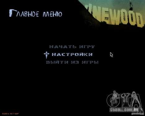 NewFontsSA 2012 para GTA San Andreas terceira tela