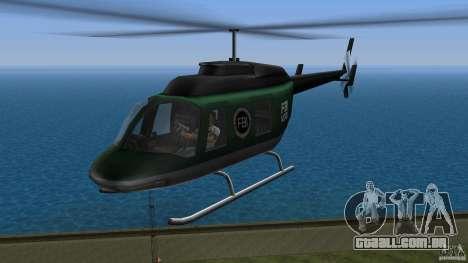 FBI Maverick para GTA Vice City