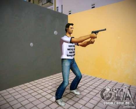 Pak de GTA 4 The Ballad of Gay Tony para GTA Vice City por diante tela