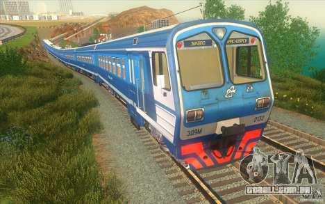ÈD9M-0132A para GTA San Andreas