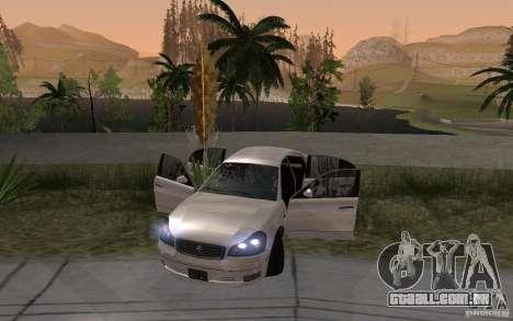 Car crash from GTA IV para GTA San Andreas terceira tela