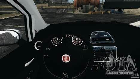 Fiat Punto Evo Sport 2012 v1.0 [RIV] para GTA 4 motor