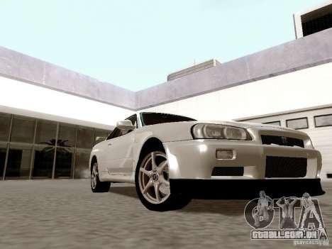 ENBSeries by Shake para GTA San Andreas
