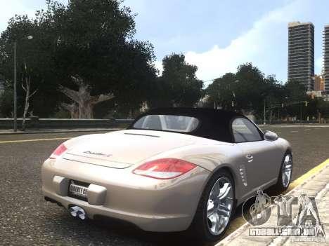 Porsche Boxster S 2010 EPM para GTA 4 esquerda vista