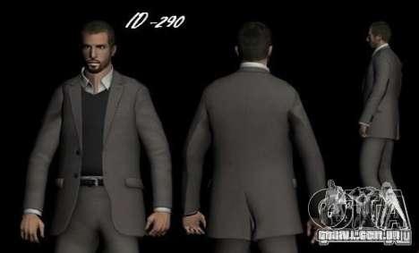 La Cosa Nostra para GTA San Andreas por diante tela