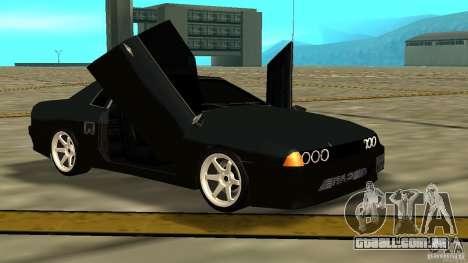 Elegy MIX V.1 para GTA San Andreas esquerda vista