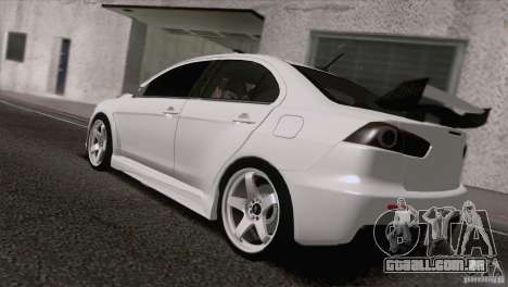 Shine Reflection ENBSeries v1.0.0 para GTA San Andreas sexta tela