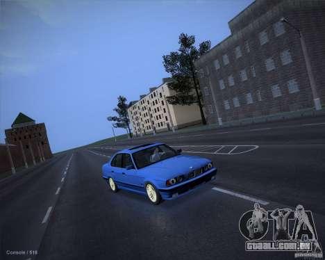 ENB Criminal Stance para GTA San Andreas terceira tela