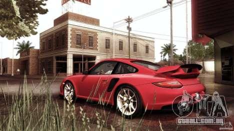 Porsche 911 GT2 RS 2012 para o motor de GTA San Andreas