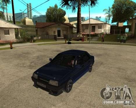 Vaz 21099 Tuning por Danil para GTA San Andreas