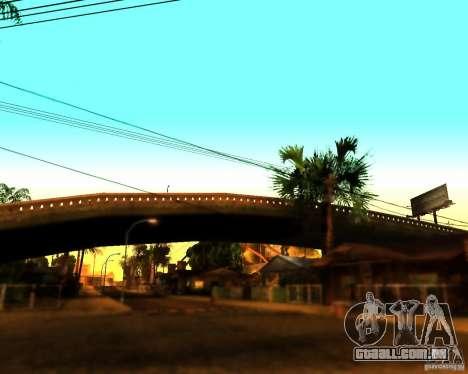 ENB For medium PC para GTA San Andreas