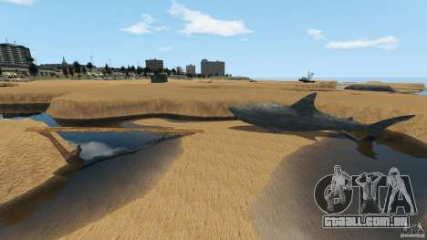 Deserto de Gobi para GTA 4 nono tela