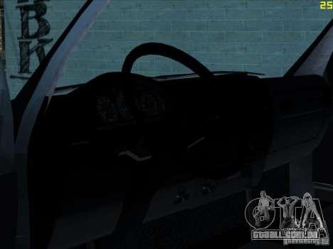 22172 gás sable para GTA San Andreas vista traseira
