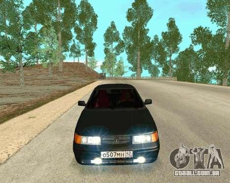 VAZ 21123 para GTA San Andreas esquerda vista