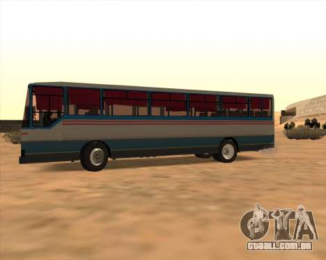 Autosan H10-11.11B para GTA San Andreas esquerda vista