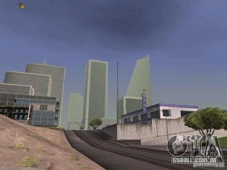 Weather manager para GTA San Andreas