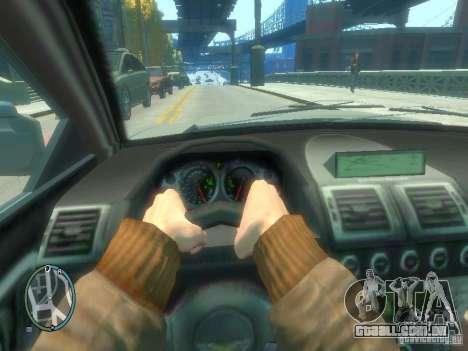 Tipo de carro para GTA 4 sexto tela