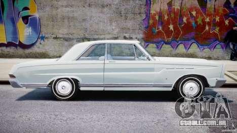 Ford Mercury Comet 1965 [Final] para GTA 4 traseira esquerda vista