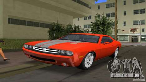 Dodge Challenger para GTA Vice City