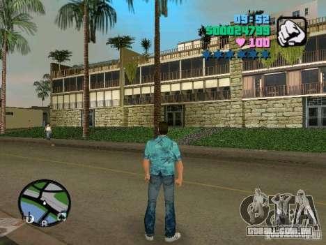 New hotel para GTA Vice City segunda tela