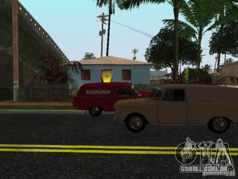 Moskvich 434 para GTA San Andreas esquerda vista