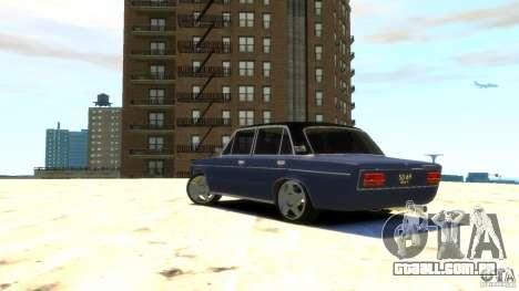 VAZ 2103 Street Tuning para GTA 4 esquerda vista