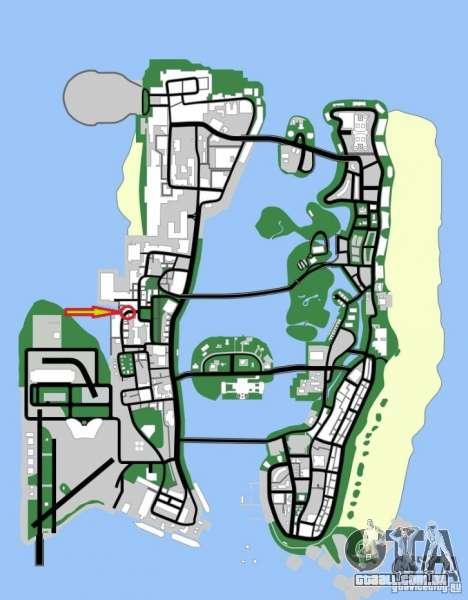 Der 2 Fast 2 Furious Shop para GTA Vice City terceira tela