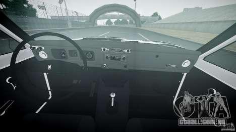 Datsun Bluebird 510 Tuned 1970 [EPM] para GTA 4 vista superior