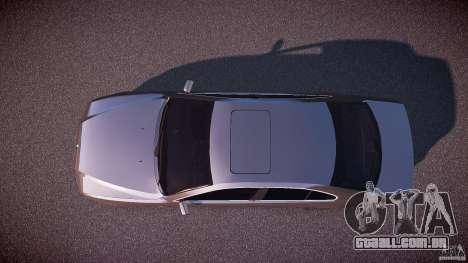 BMW 530I E39 stock white wheels para GTA 4 vista direita