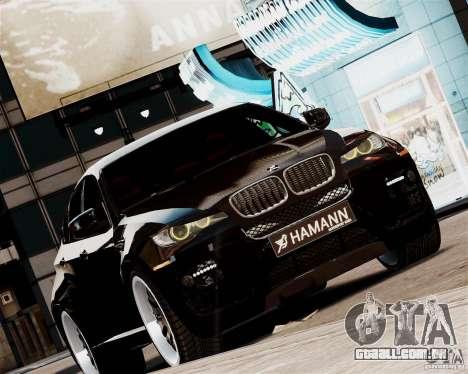 BMW X6 Tuning v1.0 para GTA 4 vista direita