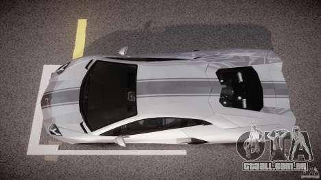 Lamborghini Aventador LP700-4 2011 [EPM] para GTA 4 vista direita