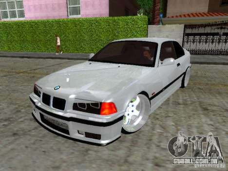 BMW M3 E36 Light Tuning para GTA San Andreas