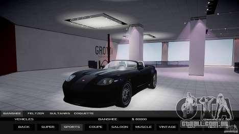 Auto Show 1.0.0 para GTA 4
