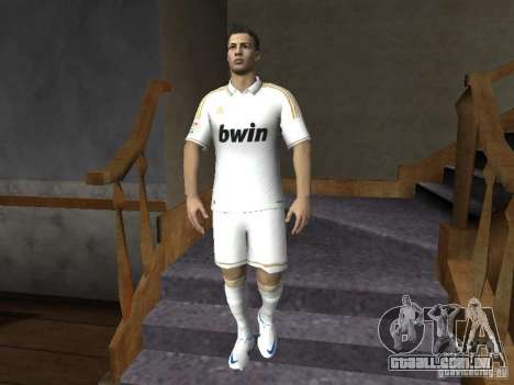Cristiano Ronaldo para GTA San Andreas