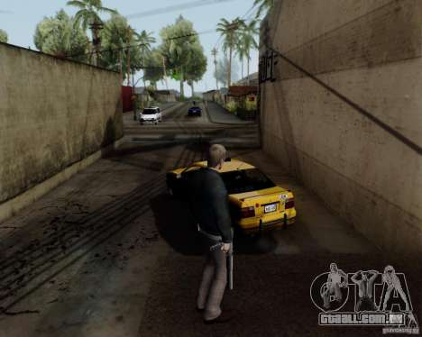 Daniel Craig para GTA San Andreas por diante tela