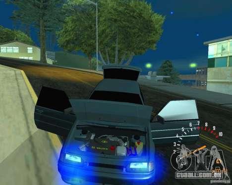 VAZ 2113 Ferarri para GTA San Andreas