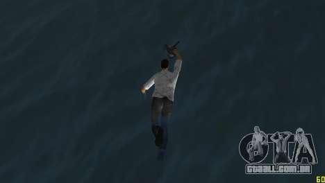 Cleo Parkour v4 para GTA Vice City por diante tela