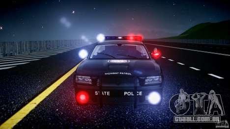 Dodge Charger NYPD Police v1.3 para GTA 4