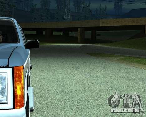Novas estradas em San Fierro para GTA San Andreas