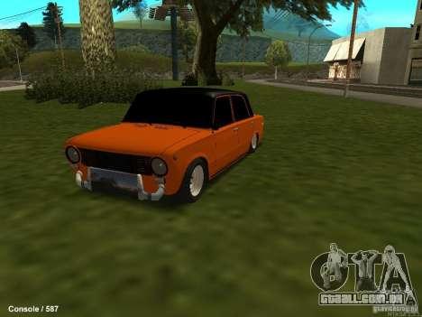 VAZ 2101 Hobo para GTA San Andreas
