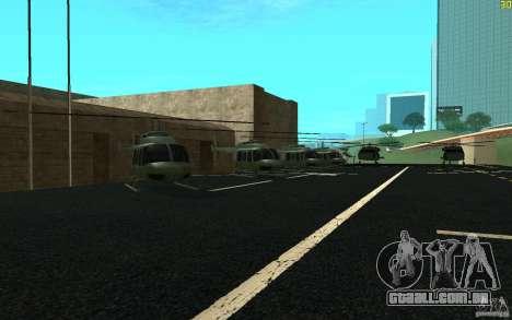 ENB v1 by Tinrion para GTA San Andreas segunda tela