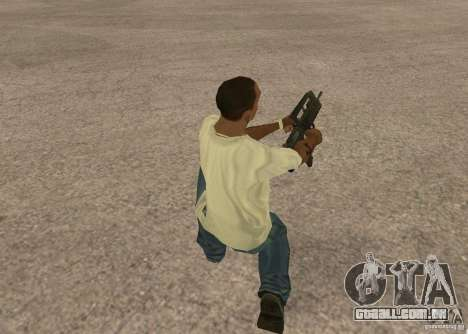 Famas-F1 para GTA San Andreas terceira tela