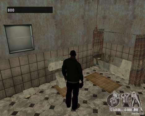 Interiores escondidos 3 para GTA San Andreas sétima tela