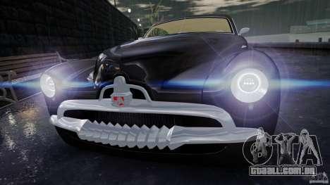 Holden Efijy Concept para GTA 4 traseira esquerda vista