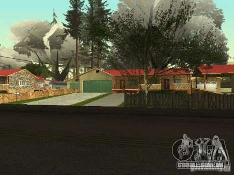 A aldeia de Ivanovka para GTA San Andreas