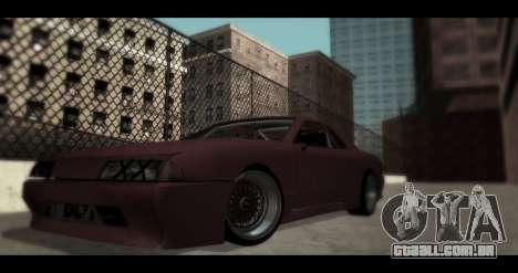 Rodas de Pak JDM para GTA San Andreas terceira tela