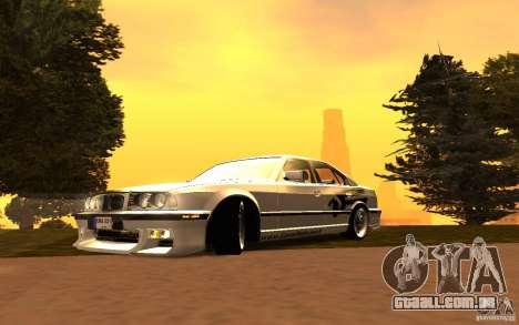 ENBSeries by RAZOR para GTA San Andreas quinto tela
